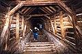 Romania - Sighişoara - Covered Staircase.jpg