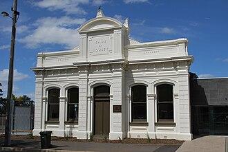 Shire of Romsey - Location in Victoria