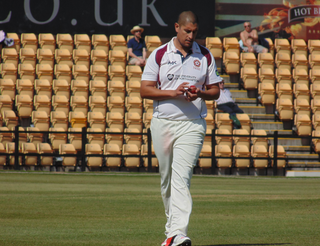 Rory Kleinveldt South African cricketer