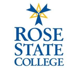 Rose State College - Rose State Logo