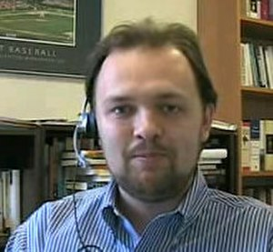 Ross Douthat - Douthat on Bloggingheads.tv