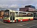 Rossendale Transport bus 6 Dennis Dart Marshall C37 L26 FNE in Bury, Greater Manchester 7 November 2008.jpg