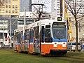 Rotterdam tram RET 741 pic2 Type ZGT-6 made by Düwag Düsseldorf.JPG