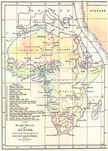 European Exploration Of Africa Wikipedia