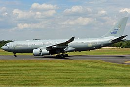 Royal Air Force Airbus A330MRTT Bidini
