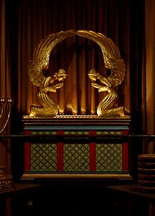 Royal Arch Room Ark replica 2