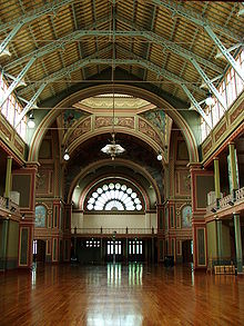 Royal Exhibition Building inside1.JPG