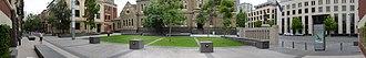 Working Men's College, Melbourne - Image: Royal Melbourne Institute of Technology entrance