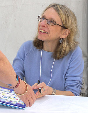 Roz Chast - Roz Chast at the 2007 Texas Book Festival