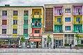 Rrëshen, Albania 2017-04 Main Square 02.jpg