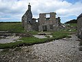 Ruined cottage near the disused boat house - geograph.org.uk - 467245.jpg