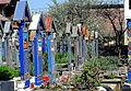 Rumunia, Sapanta, Wesoły Cmentarz -Aw58- 28 kwietnia 2012 r.SDC12145.JPG