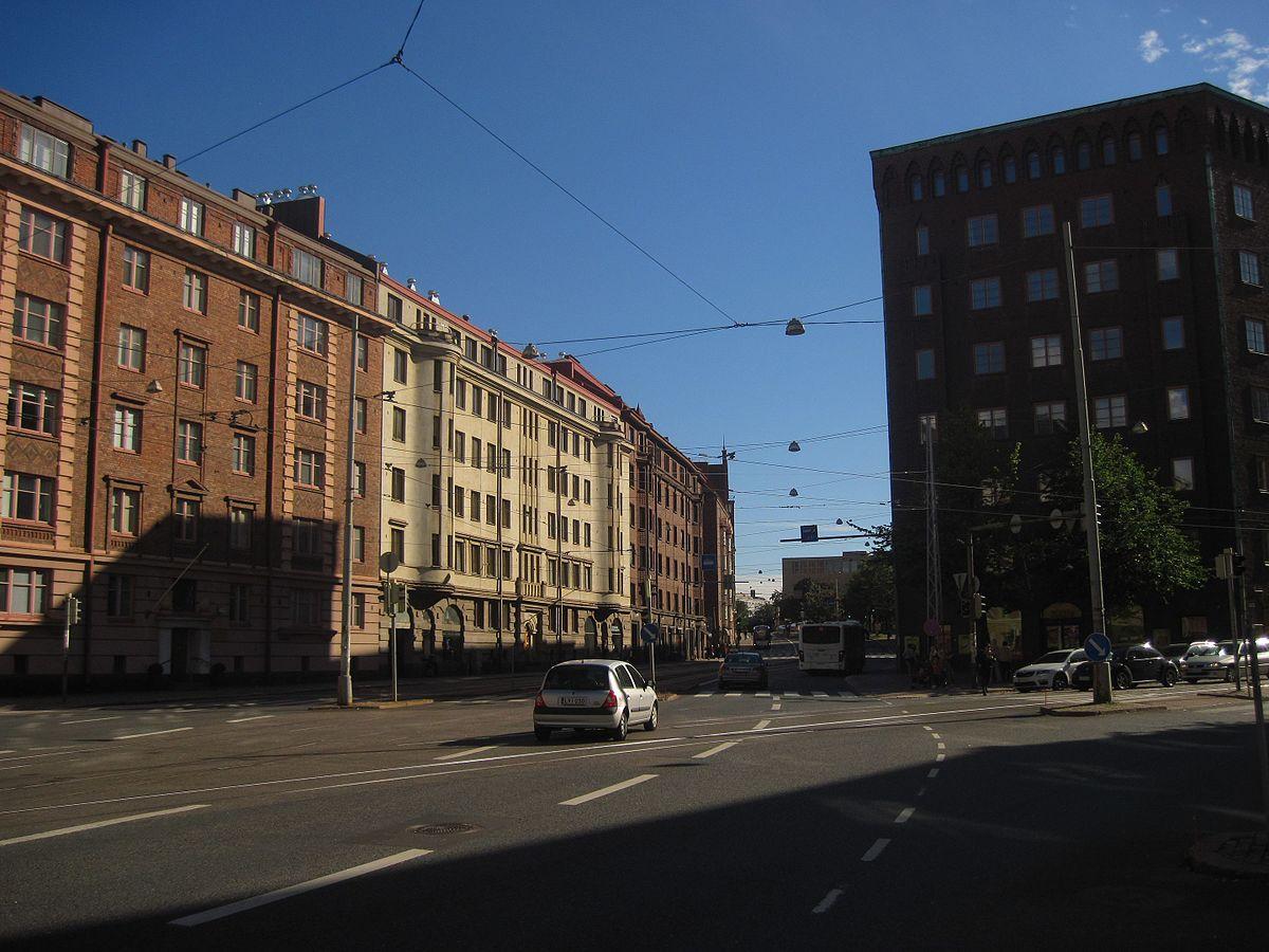 Runeberginkatu (Helsinki) – Wikipedia