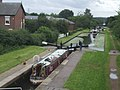 Rushall Canal - Lock No 5 - geograph.org.uk - 925627.jpg