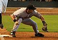 Ryan Garko on August 5, 2009.jpg