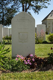 La Cambe German war cemetery - WikiVisually