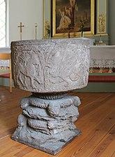 Fil:Söraby kyrka Dopfunt 015.JPG