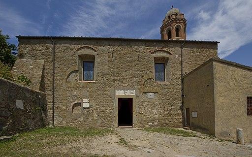 S. Giovanni Battista, Castiglione della Pescaia, Grosseto, Italy - panoramio (2)