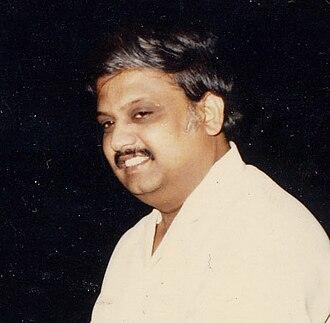 S. P. Balasubrahmanyam - Balasubrahmanyam pictured in 1985