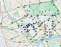SKen-Chelsea Wikivoyage map with GPX trace.jpg