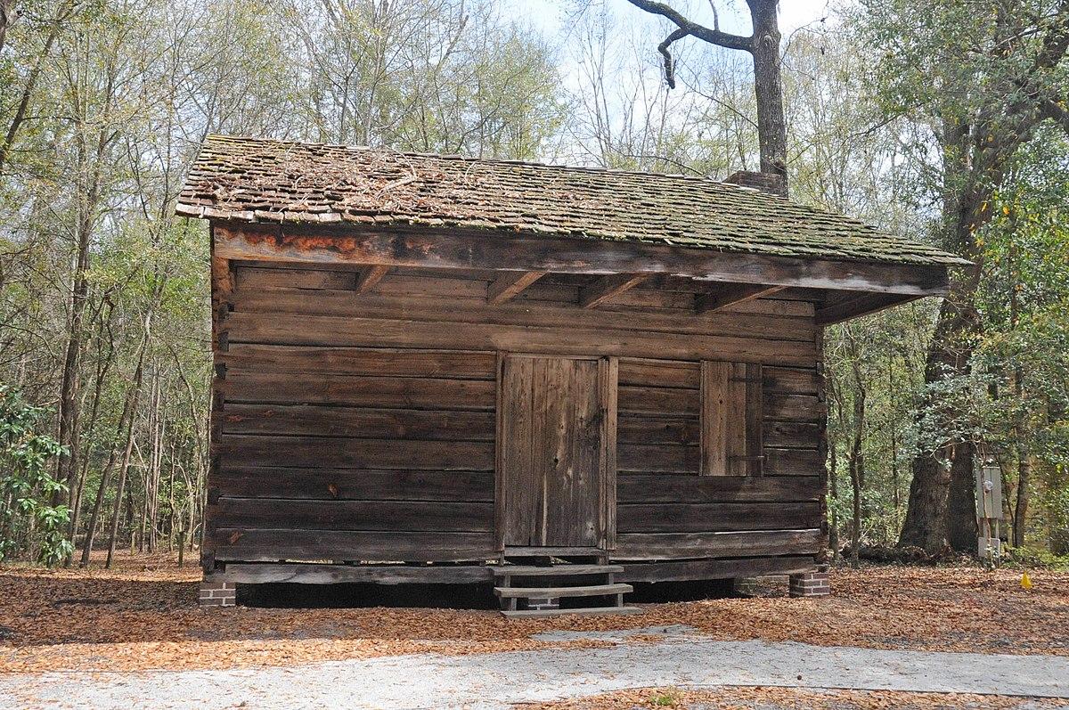 Slave Houses Gregg Plantation Wikipedia