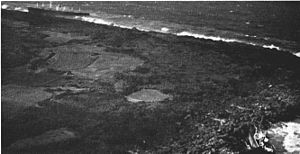 1961 Pacific typhoon season - The vessels SS Pioneer Muse and SS Sheik stranded on Kitadaitōjima