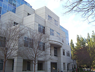 California State University, Sacramento - Riverside Hall houses the College of Engineering and Computer Science