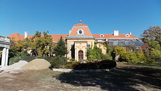 Săcueni - Image: Sacueni BH Stubenberg Palace