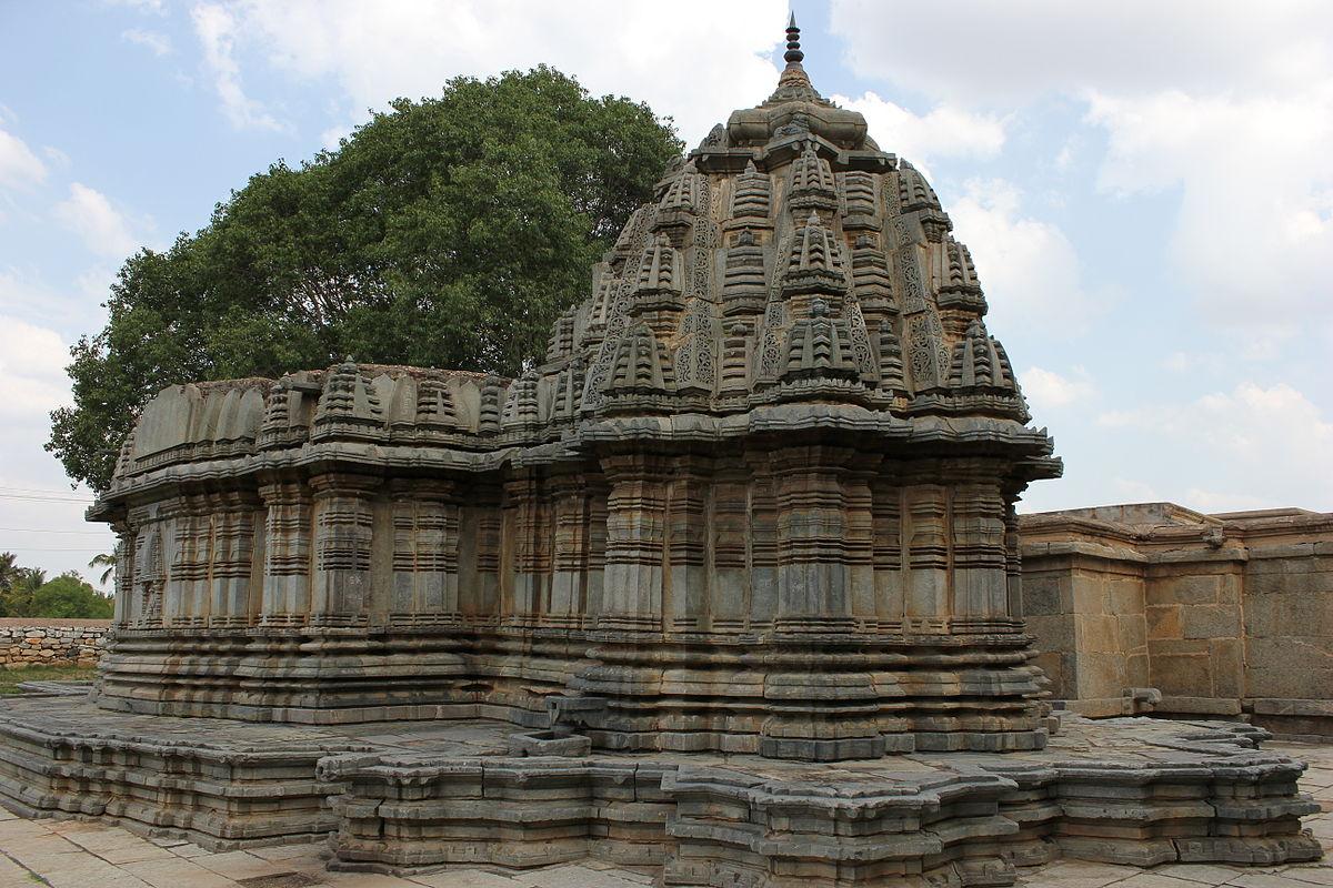 Px Sadashiva Temple At Nuggehalli