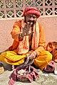 Sadhu with a snake.jpg