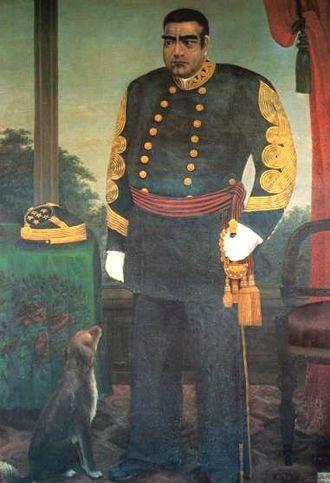 Saigō Takamori - Saigō Takamori in uniform