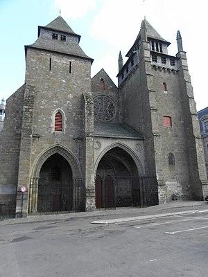 Roman Catholic Diocese of Saint-Brieuc - Saint-Brieuc Cathedral
