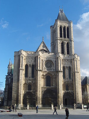 Roman Catholic Diocese of Saint-Denis - Cathedral Basilica of St. Denis