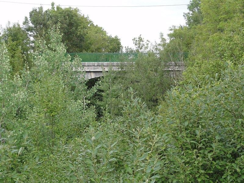 Saint-Germain-sur-Meuse (Meuse) ancien chemin de fer