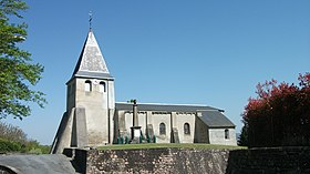 Église de Saint-Priest-Bramefant