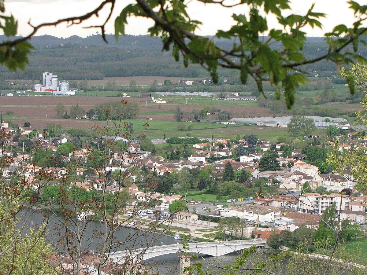Saint Sylvestre Sur Lot Wikip 233 Dia