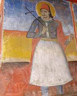 Saint Elijah Church in Bogoroditsa Fresco.jpg