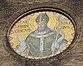 Saint Francis de Sales Oratory (St. Louis, Missouri) - St. Francis de Sales mosaic.jpg
