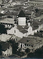 Saint Gevorg of Mughni Armenian Church, Old Tbilisi, XIX century, photo made by D. Ermakov.jpg