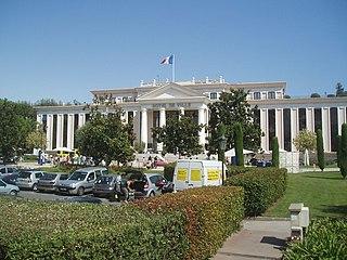 Canton of Saint-Laurent-du-Var-Cagnes-sur-Mer-Est Former canton in Provence-Alpes-Côte dAzur, France
