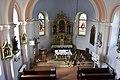 Saint Stephen Church Großmürbisch Interior 10.jpg