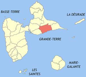 Sainte-Anne, Guadeloupe - Image: Sainte Anne