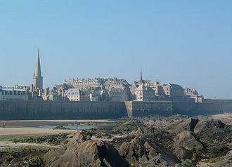Saint-Malo - Walled city