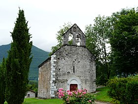 La chapelle Saint-Julien.
