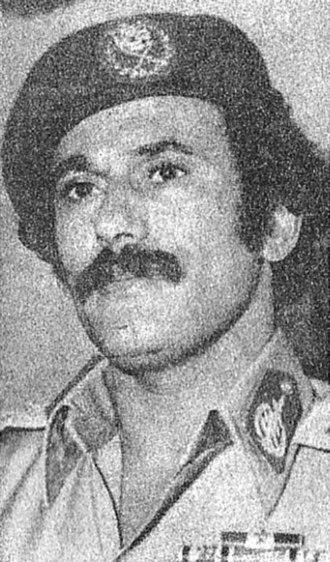 Ali Abdullah Saleh - Saleh in 1988, as President of North Yemen