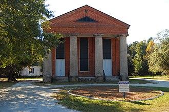 Salem Black River Presbyterian Church - Image: Salem Church