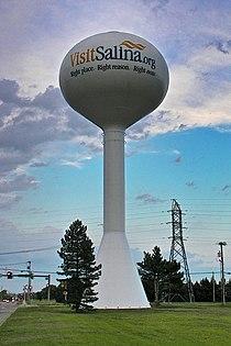 Salina water tower.jpg