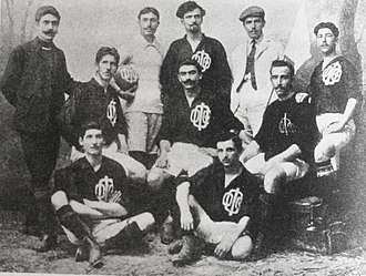 Football at the 1906 Intercalated Games - Thessaloniki
