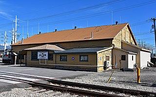 Salt Lake, Garfield and Western Railway