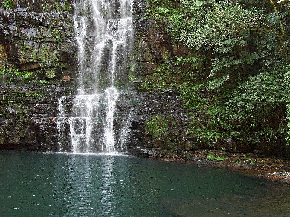Salto cristal - yvykui - paraguay - 2005-04-23